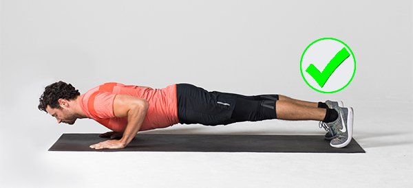 7 Exercises People Usually Do Wrong - Push Up