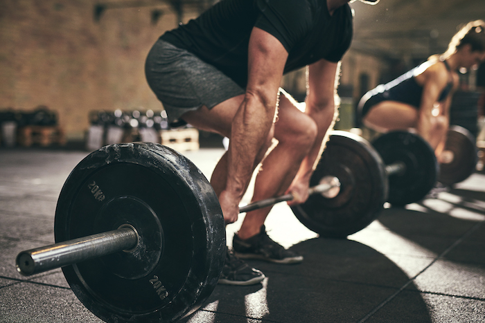 muscle mass loss - lifting for muscle
