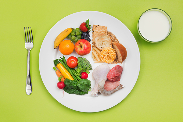 Suggested Servings From Each Food Group | Openfit