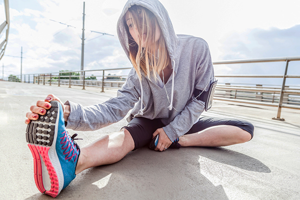 how to lose weight and keep it off - wear comfortable workout clothes