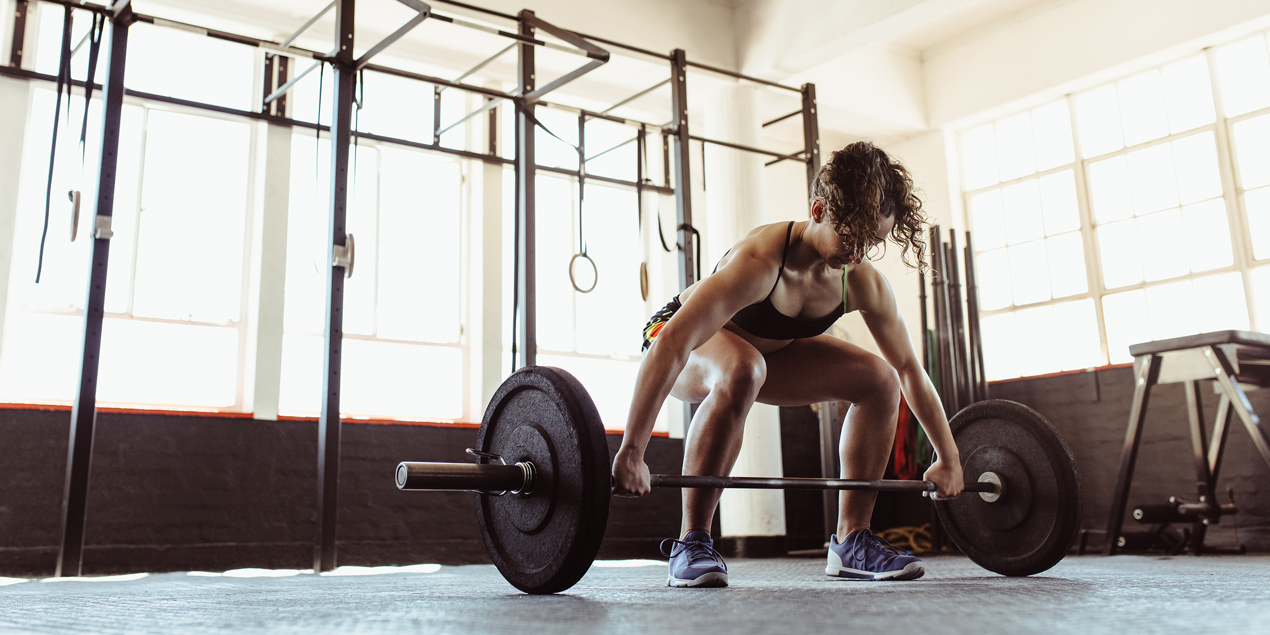 A Beginner's Guide to Weight Lifting