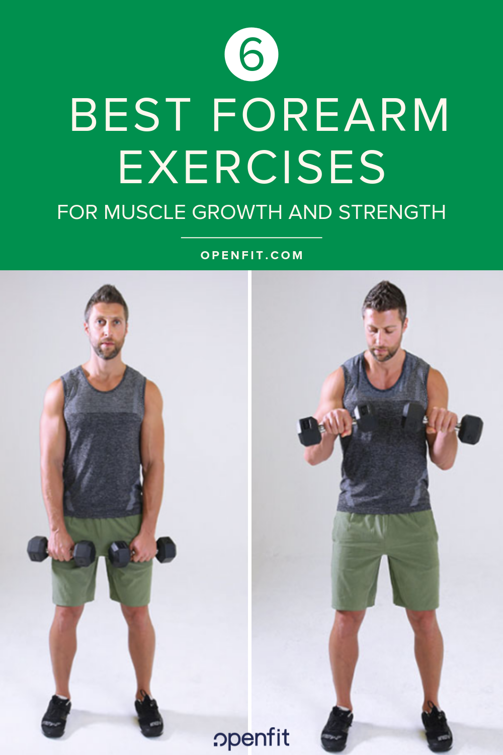 6 of the Best Forearm Exercises