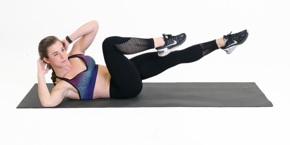 Oblique Crunches | How to Perform 5 Variations | Openfit