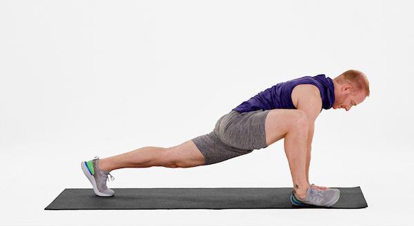 hip stretches- groiner