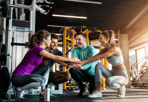 triathlon training- group workout
