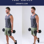 calves exercises pin