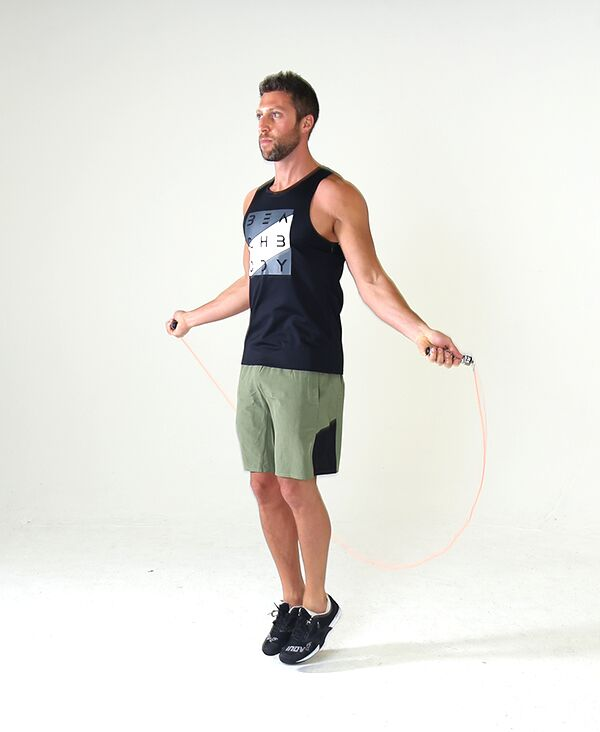 Calves Workout - Jump Rope