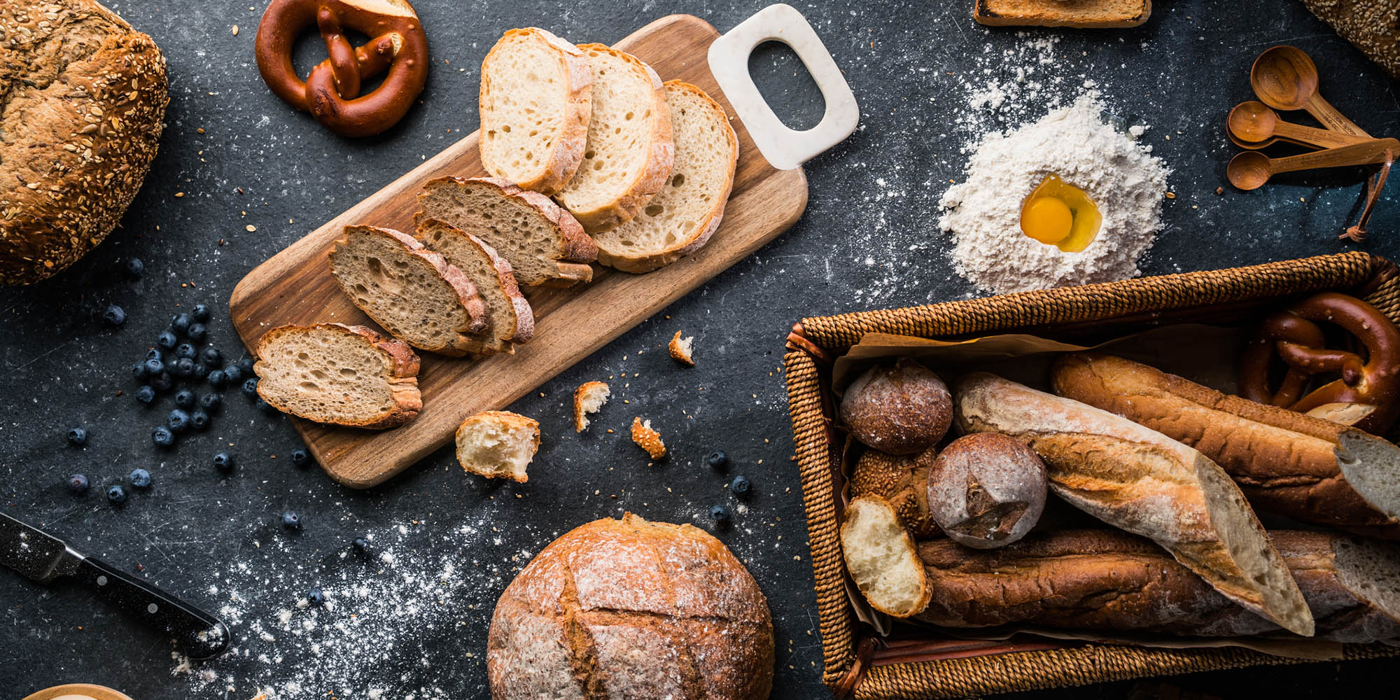 No-Wheat Diet: Everything You Need to Know