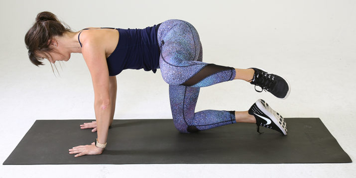 Fire Hydrant Exercise: How to Strengthen Your Glutes With This Simple Move
