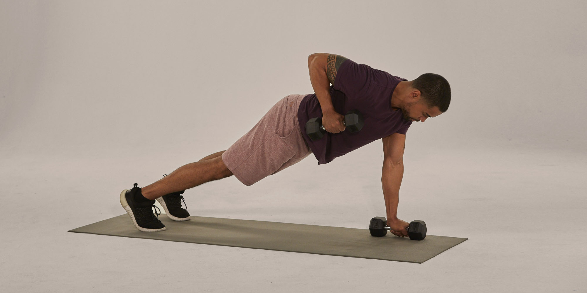 10 of the Best Moves to Work Out Your Back and Biceps