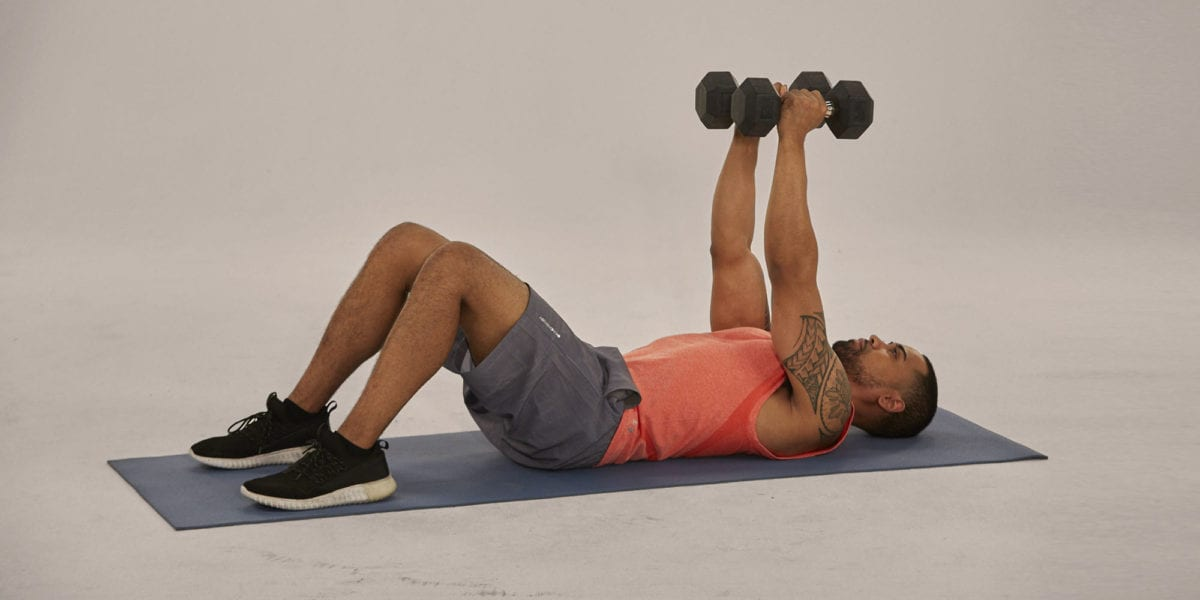 Exercises for the best upper body workout openfit