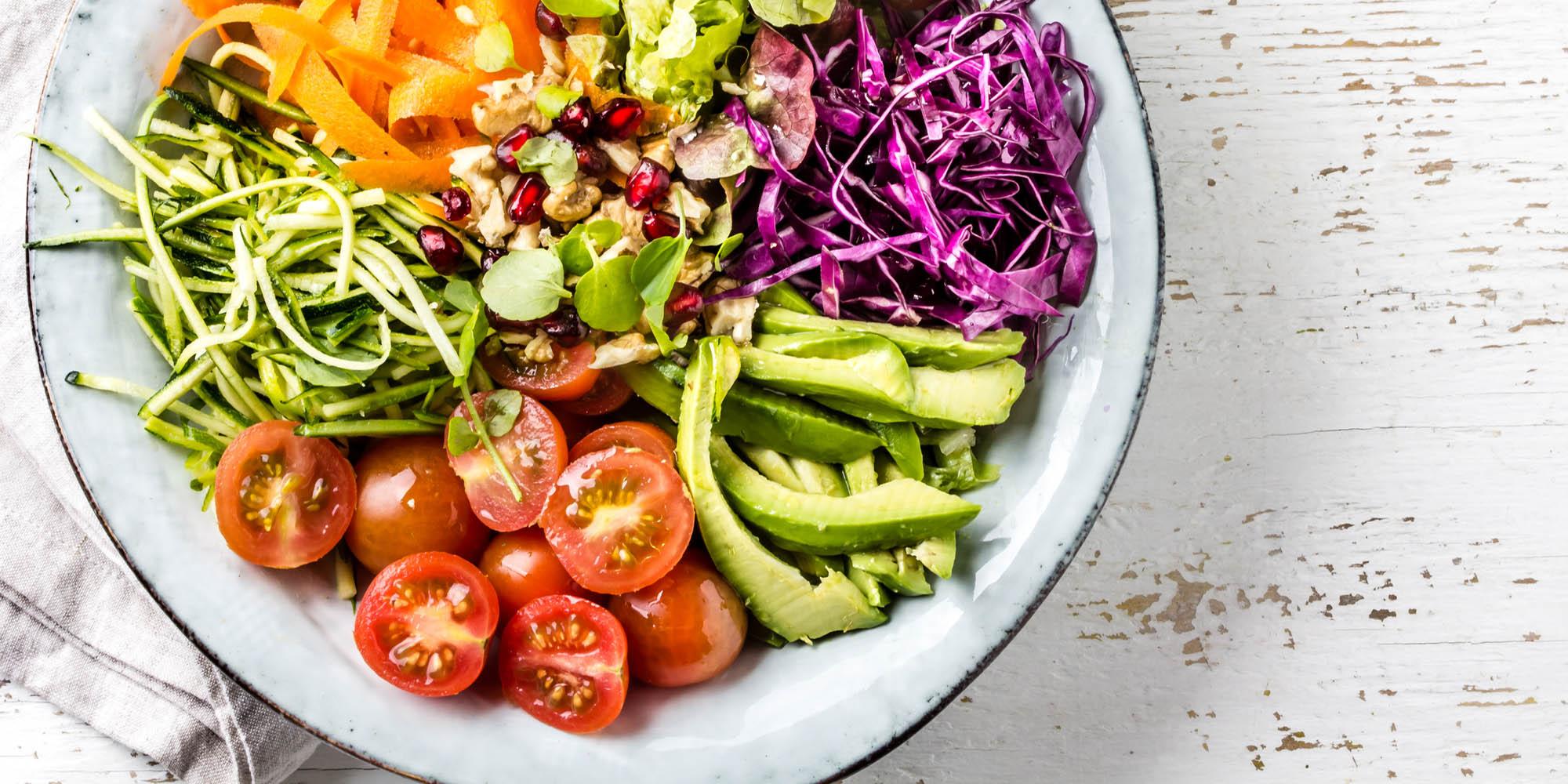 Foolproof Formula for a Healthy No-Greens Salad