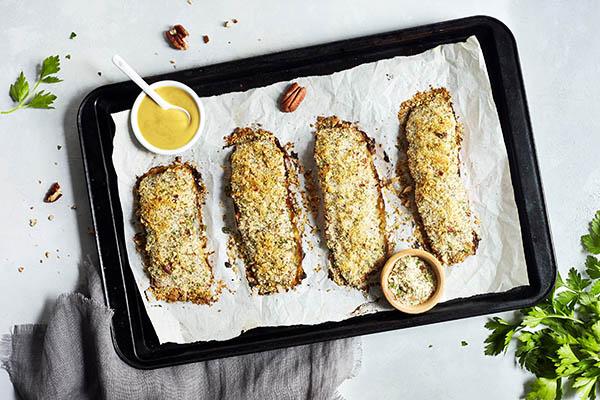 Easy Baked Salmon Dijon Recipe
