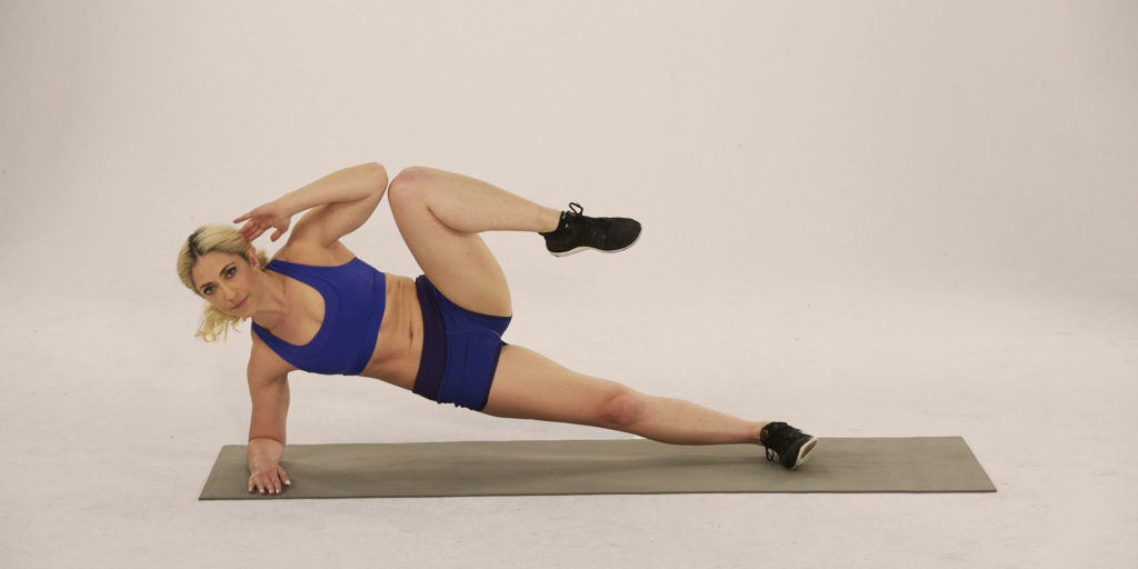 6 Side Plank Variations That Will Clobber Your Core Openfit