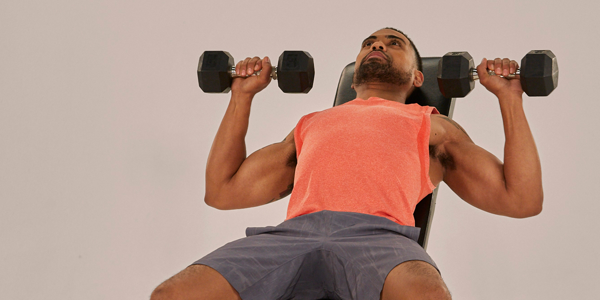 How to Do an Incline Dumbbell Press