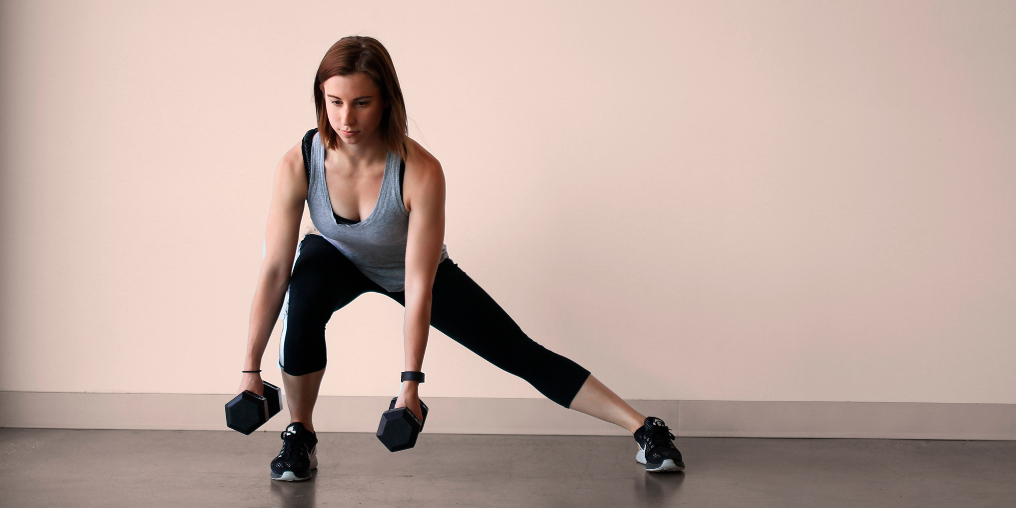 Learn to Do Side Lunges for Sculpted Thighs and Glutes