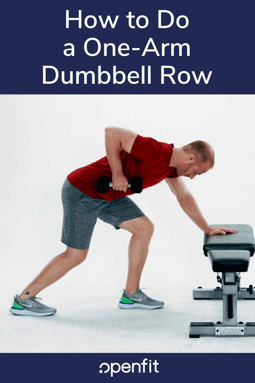 one arm dumbbell pin image
