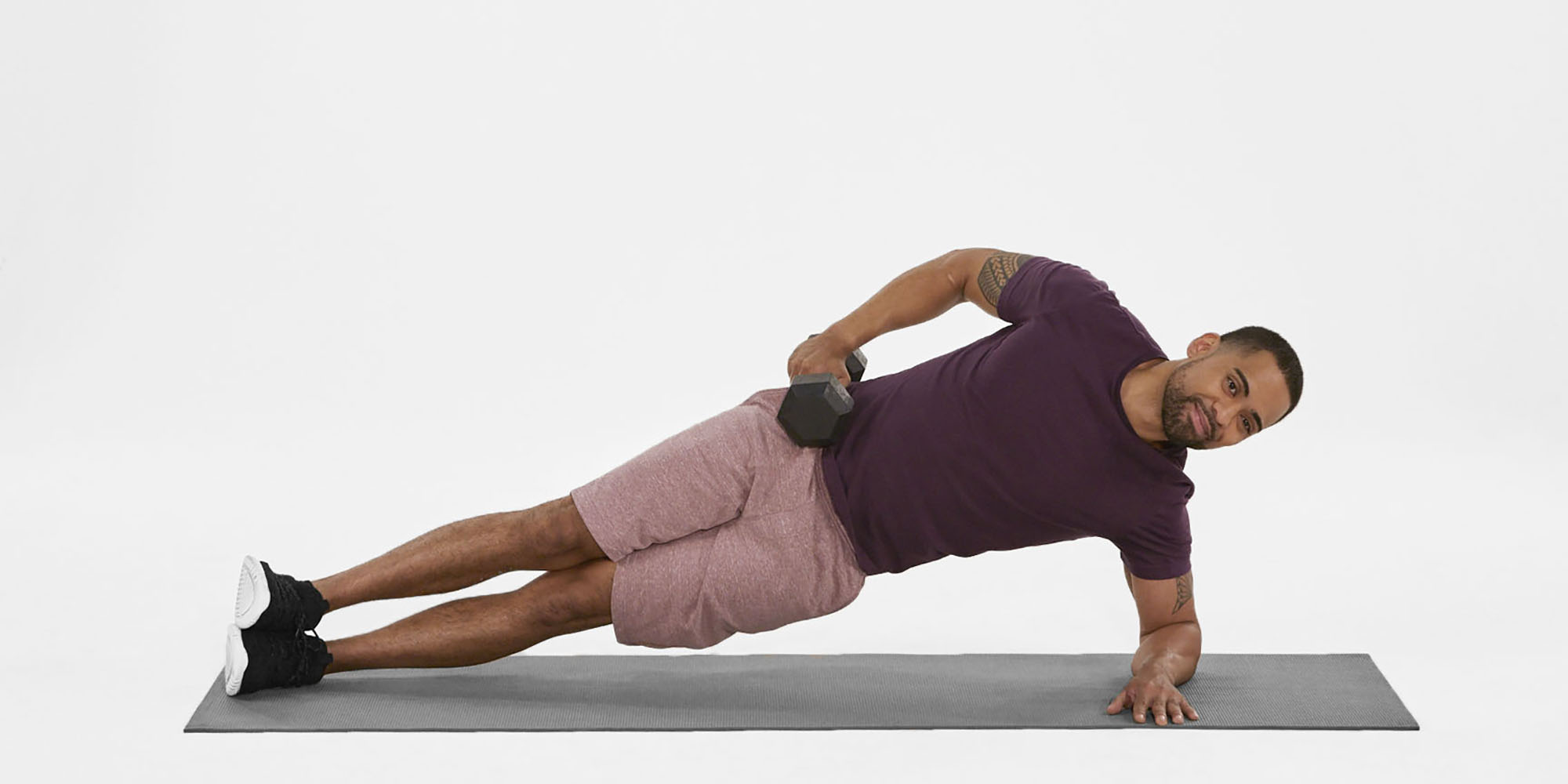 Side Plank Hip Lifts Exercise: How to Do It Properly | Openfit