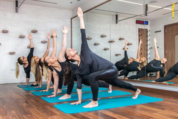 Power Yoga - Types of Yoga