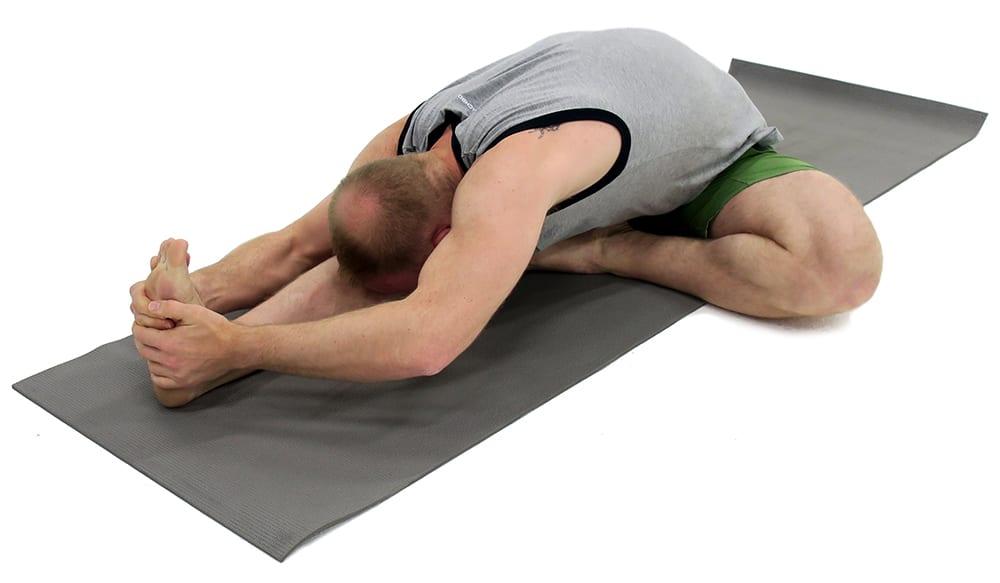 head to knee pose | ashtanga yoga