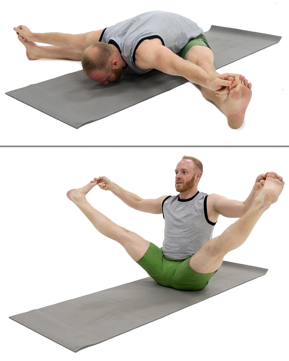 upavistha konasana | wide angle seated forward fold | ashtanga yoga