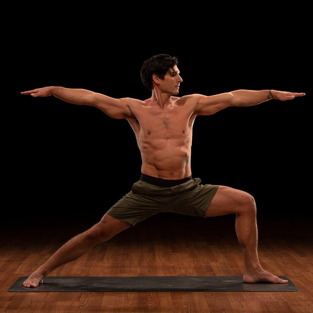 warrior 2 yoga52 david regelin