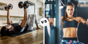 free weights vs weight machines -- weightlifting myths