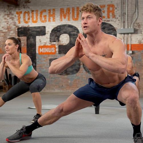Tough Mudder T-MINUS 30 Hunter McIntyre cardio training