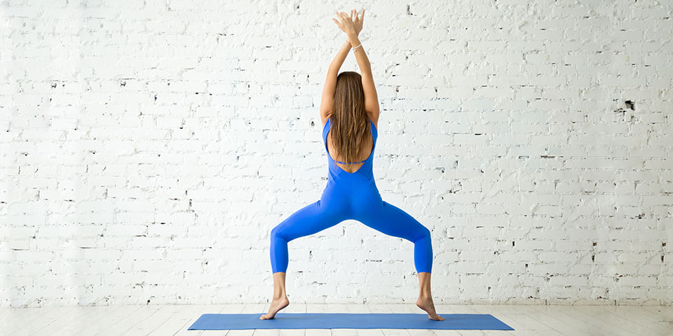 Goddess Pose How To Do This Fierce Yoga Posture Openfit