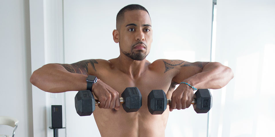 How to Do a Dumbbell Upright Row