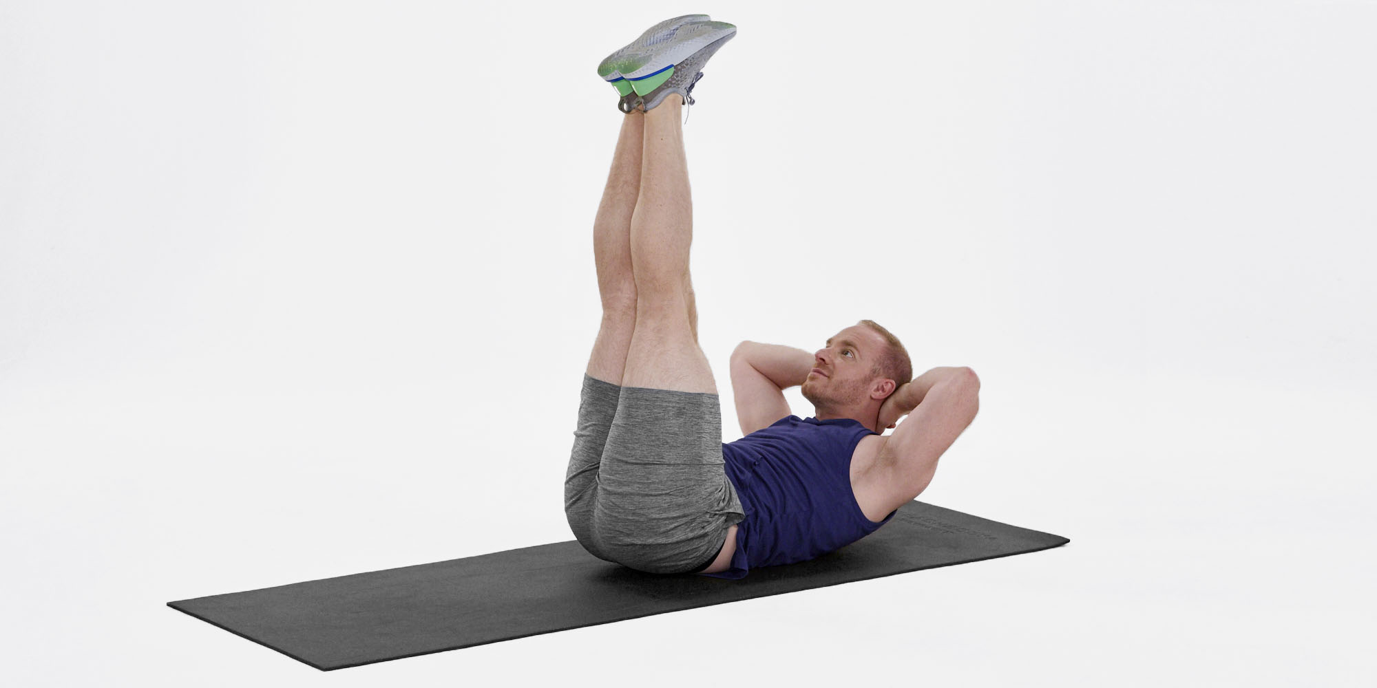 How to Do Vertical Leg Crunches