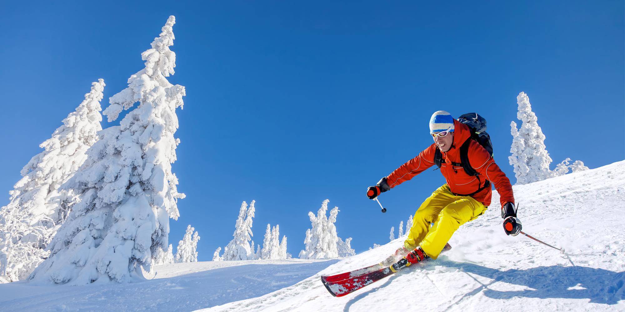 5 Ski Exercises for Your Best Ski Season Yet