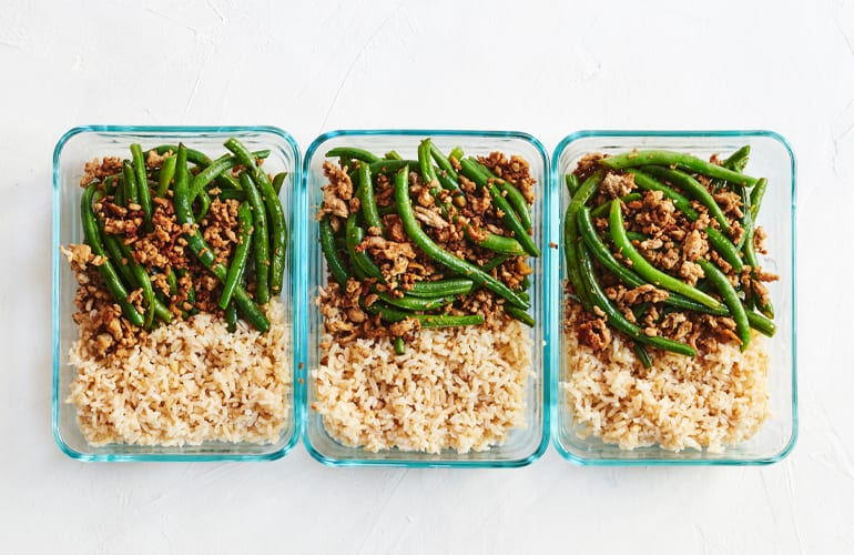 Ground Turkey and Rice Recipe