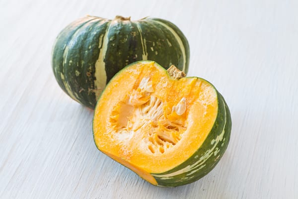 7 Winter Squash Varieties to Try - Japanese pumpkin winter squash