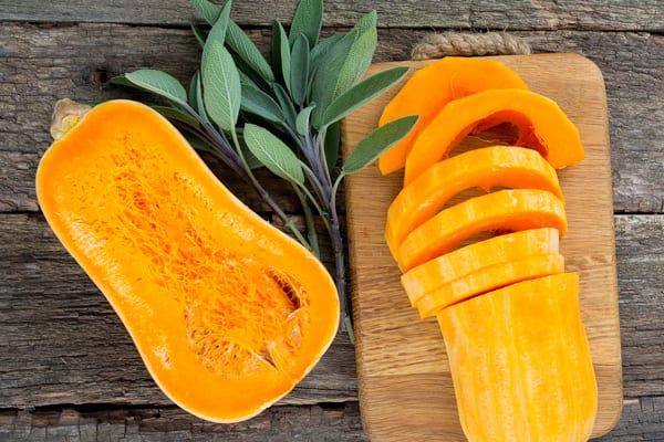 7 Winter Squash Varieties to Try - Butternut Squash
