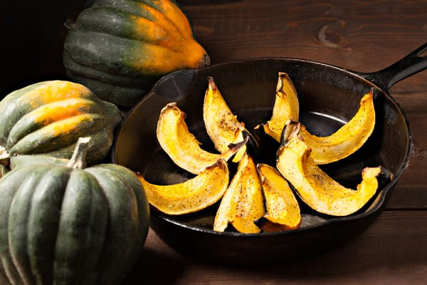 7 Winter Squash Varieties to Try - Acorn Squash