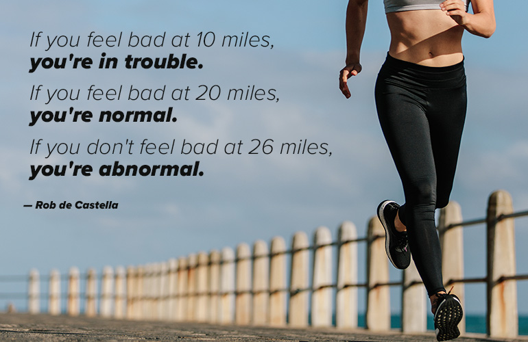 35 Motivational Running Quotes for Extra Inspiration | Openfit