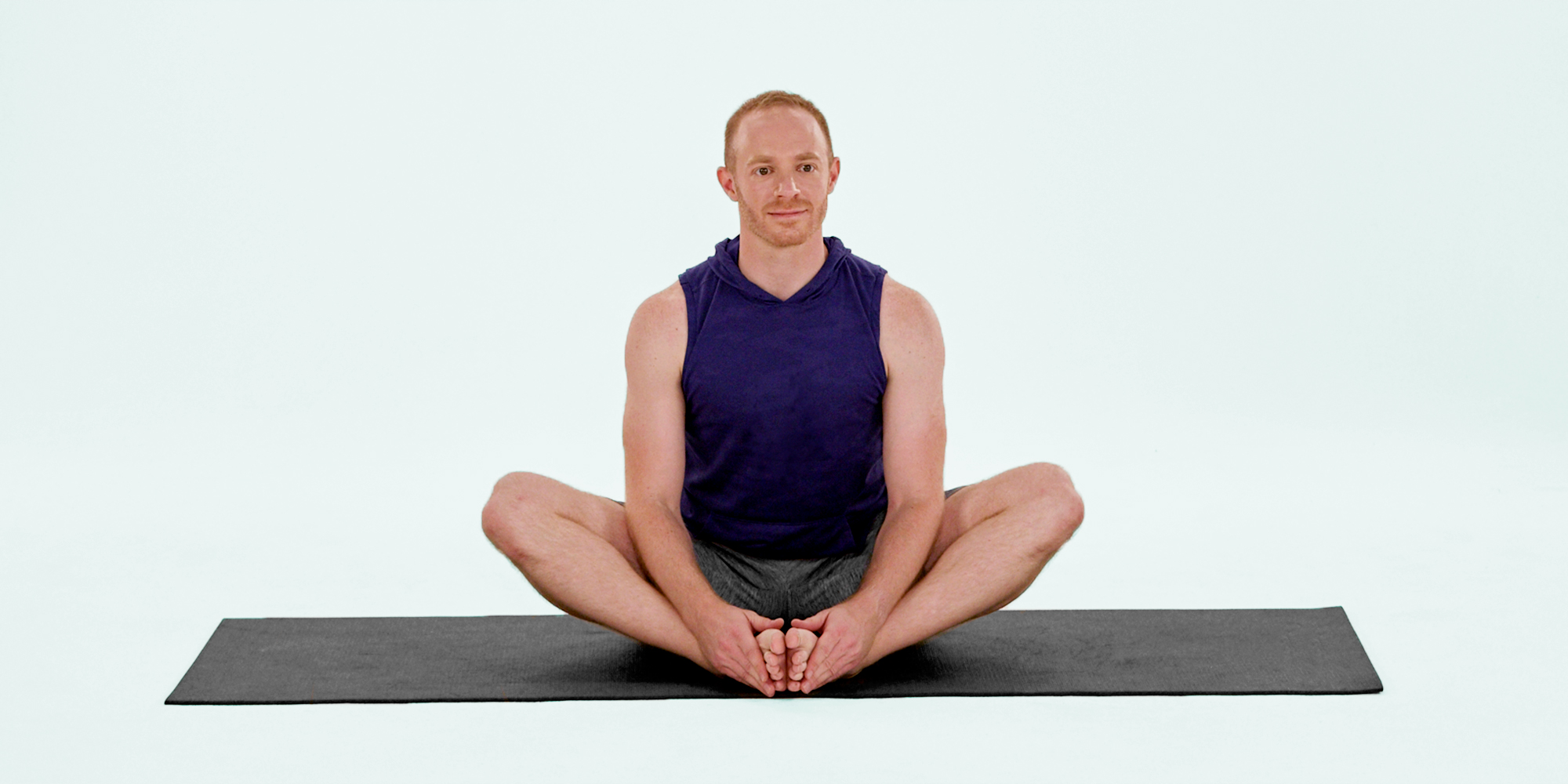 How to Do Bound Angle Pose in Yoga (Baddha Konasana)