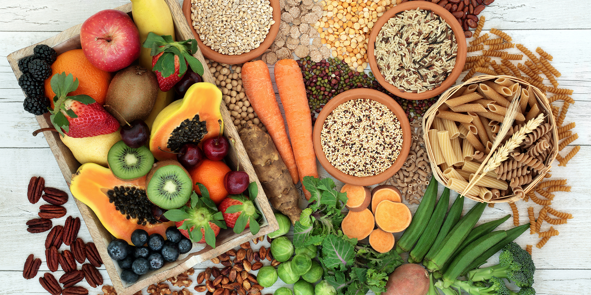 What Is Fiber? Types & Benefits of Dietary Fiber | Openfit