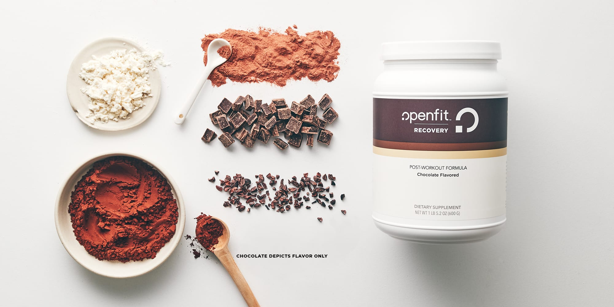 Openfit Recovery Post-Workout Formula