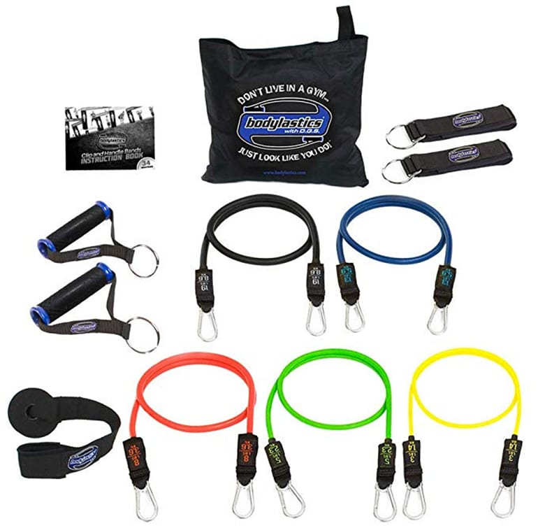 Holiday Fitness Gifts - Resistance Bands