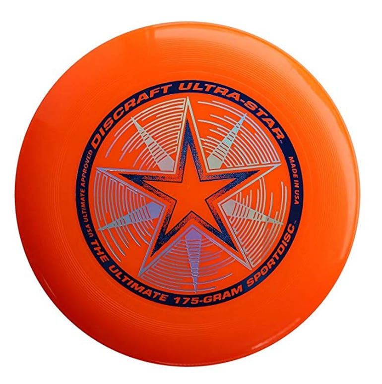 Fitness Gift Ideas - Frisbee