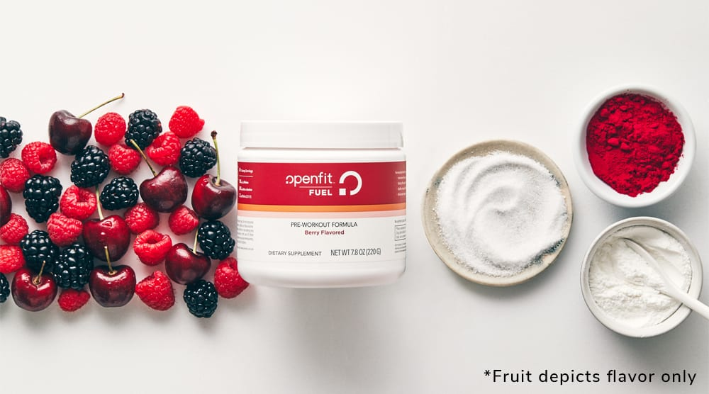 Openfit Supplements - Openfit Fuel