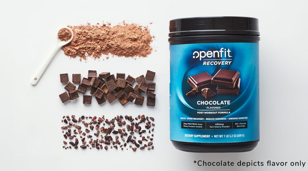 Openfit Supplements - Openfit Recovery