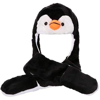 cute hat scarf