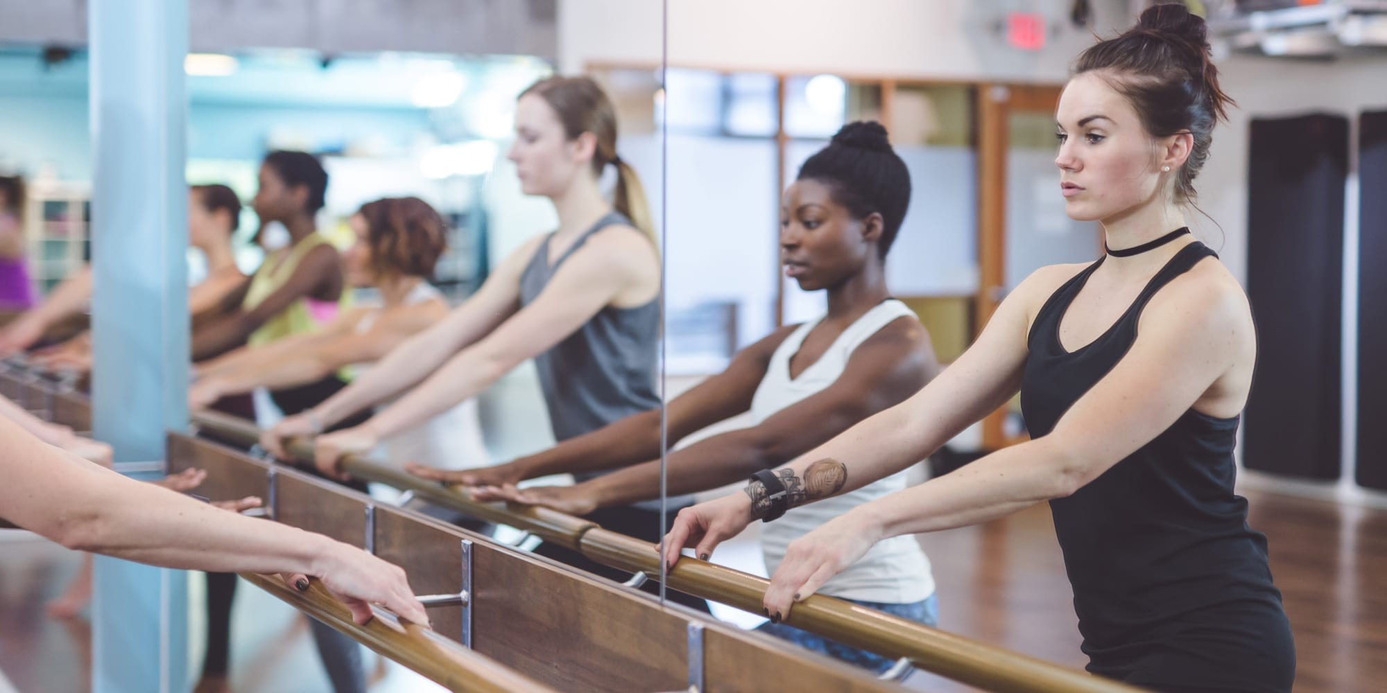 7 Benefits of Barre Workouts