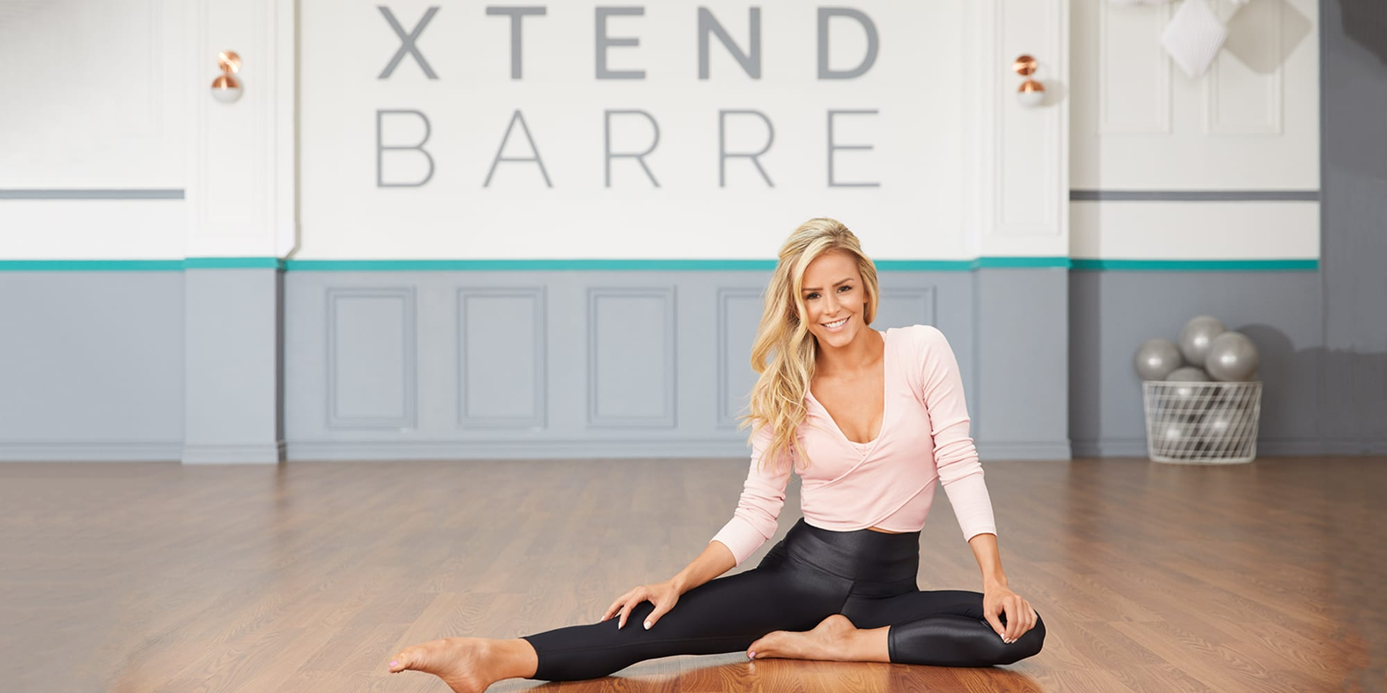 Xtend Barre: The At-Home Barre Program to Help You Sculpt a Lean, Strong Physique