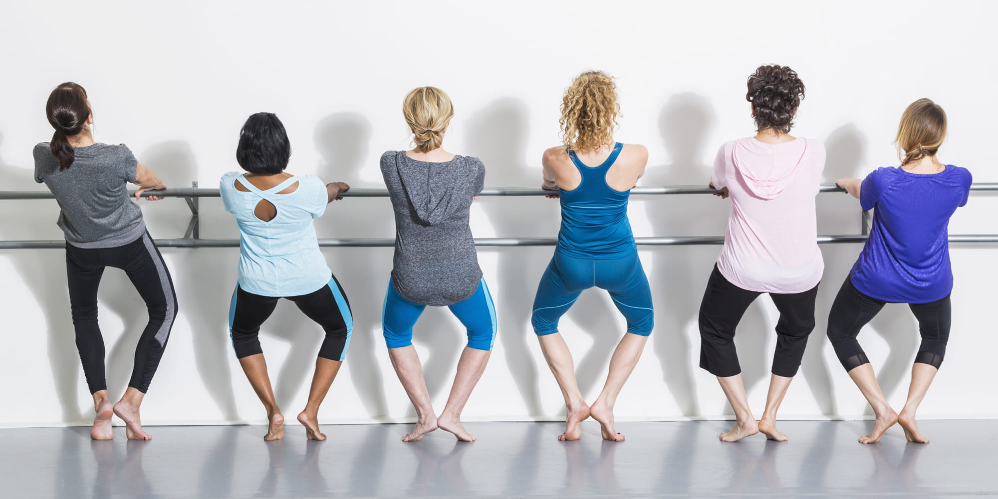 What It's Like to Take a Barre Class