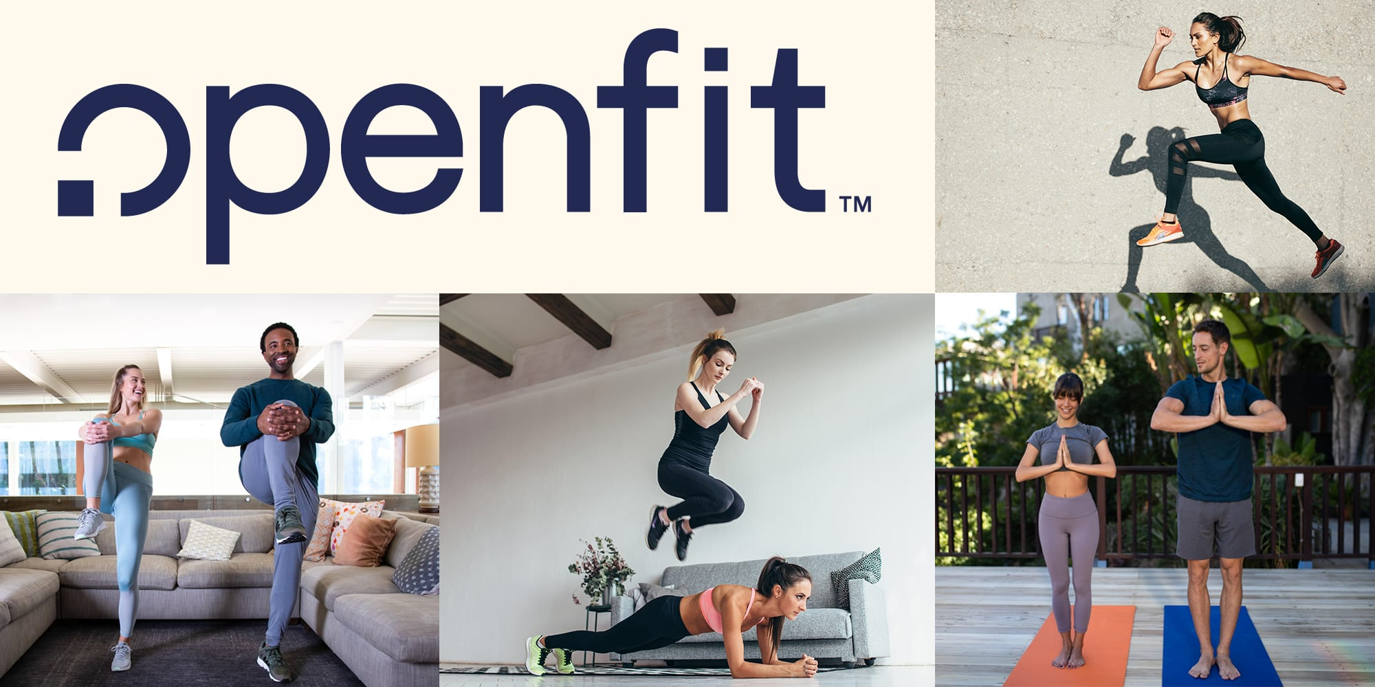 Openfit — The New Destination for Streaming Fitness, Health, and Wellness!
