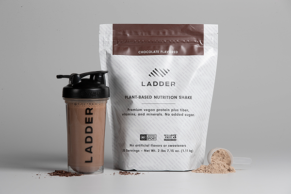 ladder plant based nutrition shake | meal replacement